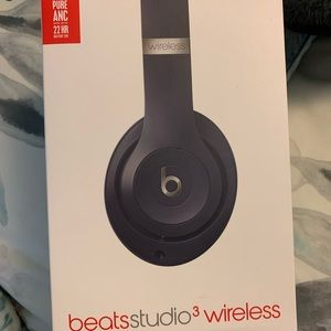 Beats studio 3s